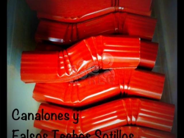 Oferta en montaje de canalones pluviales profesionales y empresas recomendados - Fotos de canalones ...