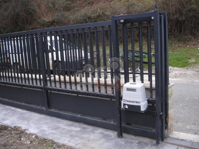 Puertas correderas metalicas profesionales y empresas for Puertas corredizas metalicas