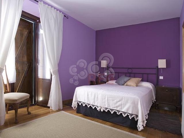 Pintura decorativa en valencia profesionales y empresas - Pintura dormitorio matrimonio ...