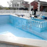 Revestimiento de piscinas con prfv profesionales y for Piscinas barpool